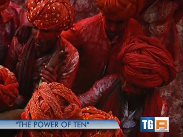 TG3 – The Power of 10 – Steve McCurry-Alessandro Del Piero