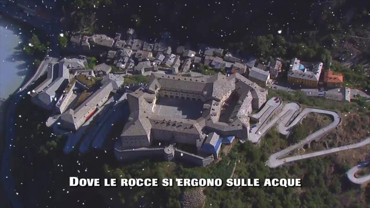 Forte di Bard – Film Set Location Age of Ultron