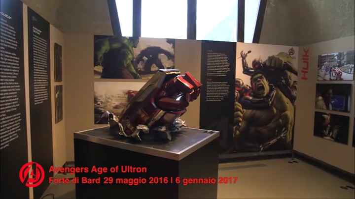 Avengers: Age of Ultron – The Exhibit