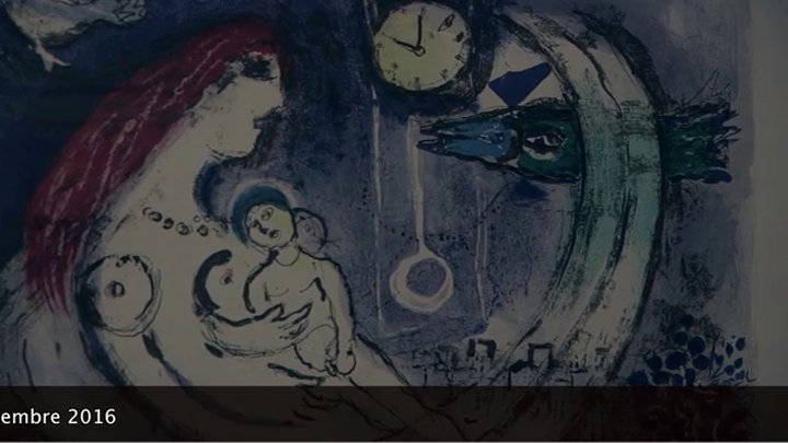 Marc Chagall – La Vie