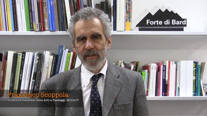 Domus: Francesco Scoppola ai Colloqui del Forte di Bard