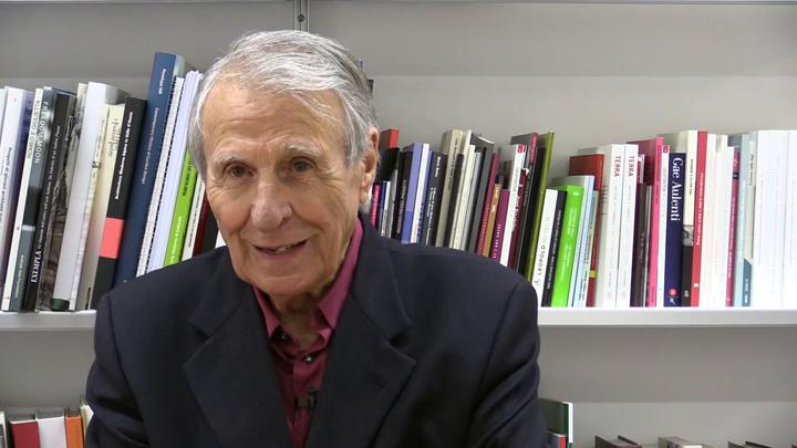 Domus: Giuliano Gori ai Colloqui del Forte di Bard