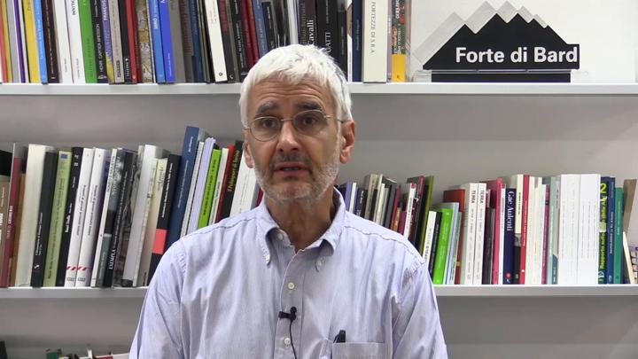 Domus: Gregorio Botta ai Colloqui del Forte di Bard