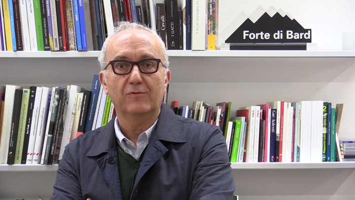 Domus: Roberto Giolito ai Colloqui del Forte di Bard