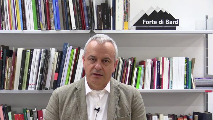 Domus: Roberto Giordani ai Colloqui del Forte di Bard