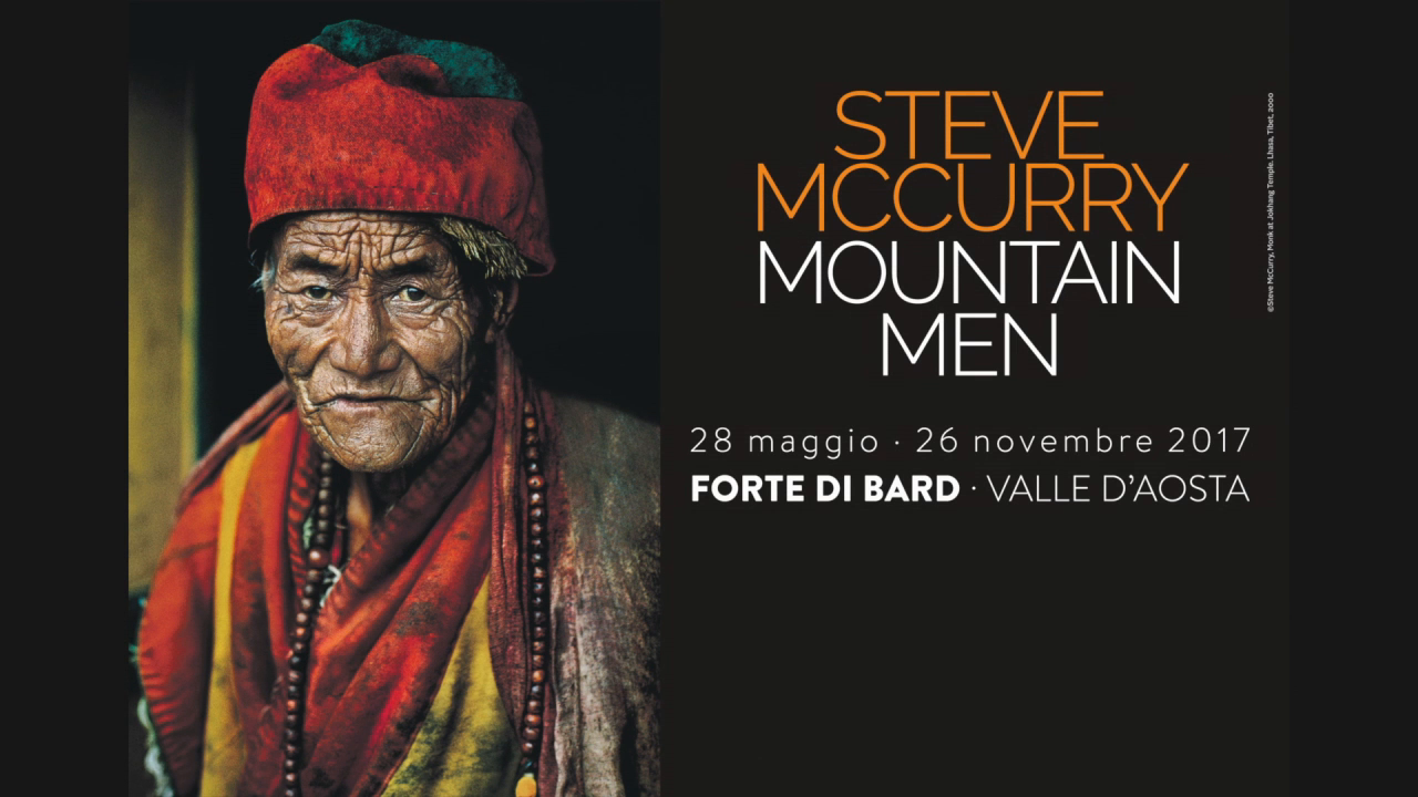 Steve McCurry Mountain Men.  Fino al 26 Novembre 2017