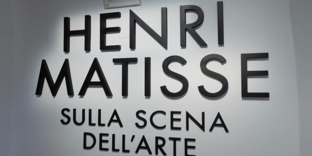 Henri Matisse.Sulla scena dell'arte